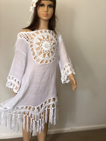 Georgia flower child Caftan
