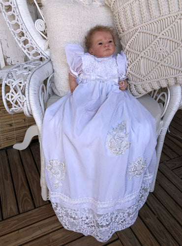 Harmony Christening Dress