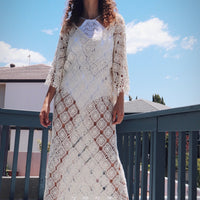 Teena Crochet dress