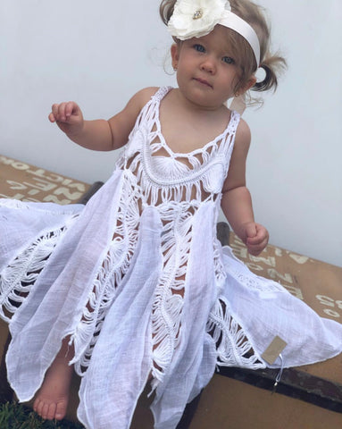 Pixie Harmony Dress - Purity Lace Designs