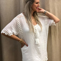 Joanne Kaftan Top