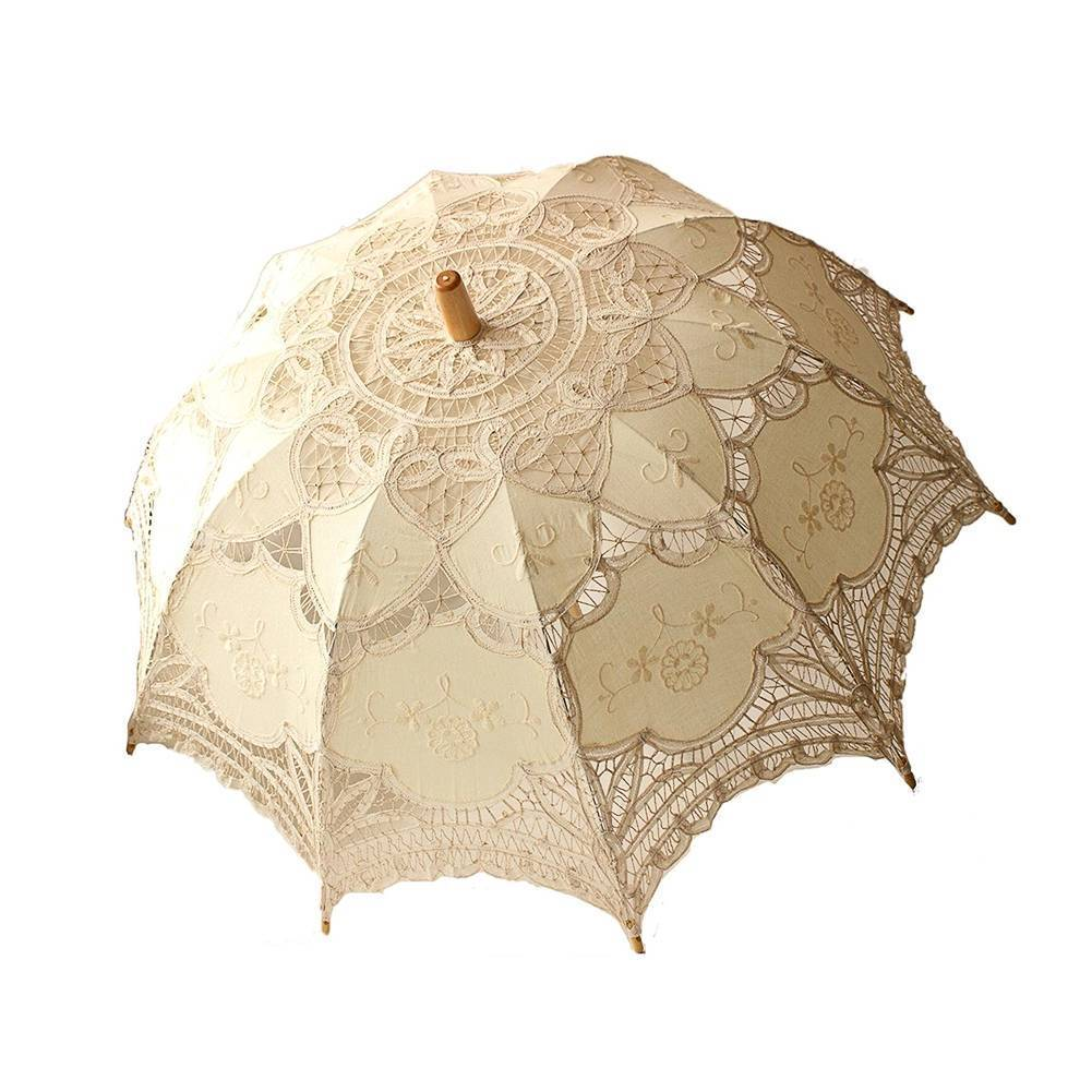 Parasol Lace Umberella - Purity Lace Designs