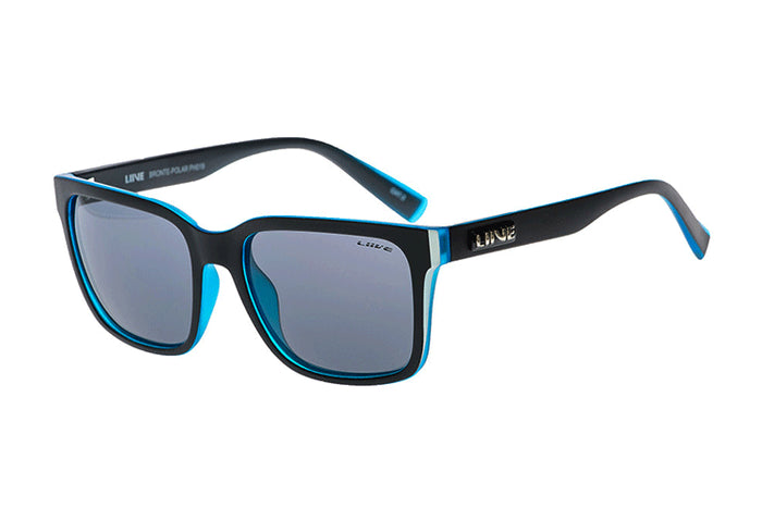Bronte | Polar Matt Black Neon
