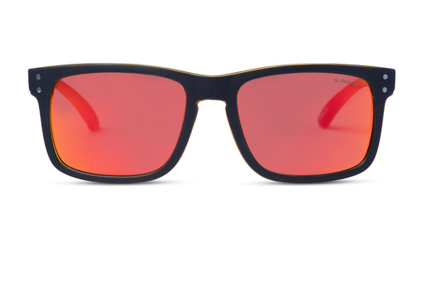 Cheap Thrill | Mirror Matt Black Orange