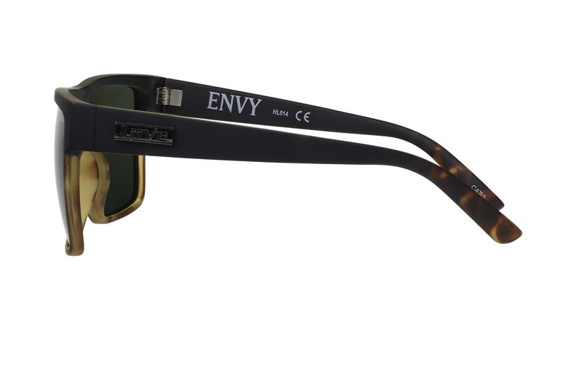 Envy | Polar Matt Black Tort