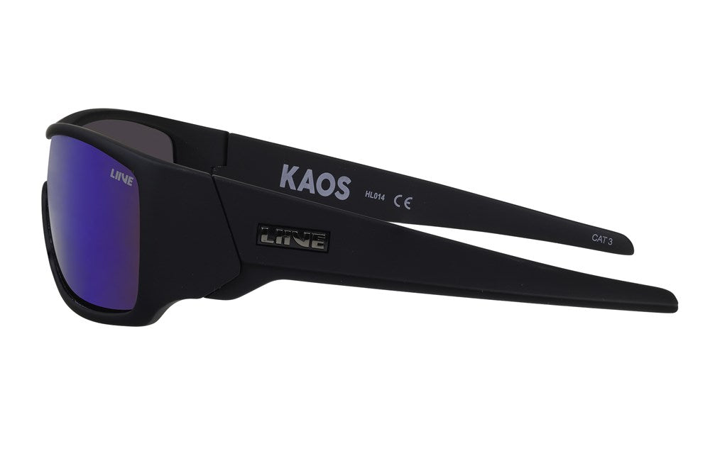 Kaos | Mirror Polar Matt Black