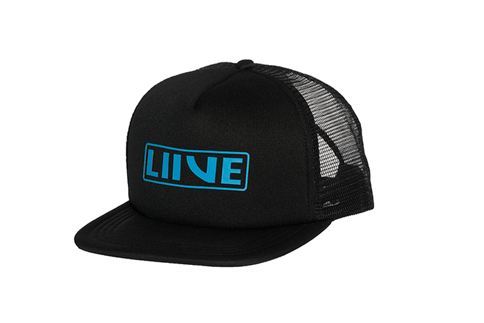 Logo Trucker Blue