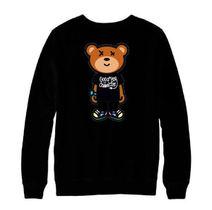 gbc swagged out teddy bear good boy committee