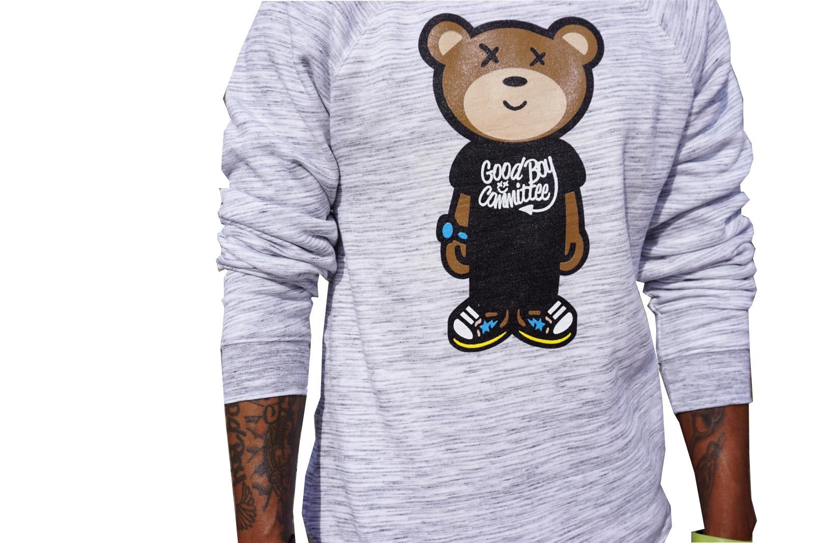 GBC Teddy Bear Crewneck Sweatshirt