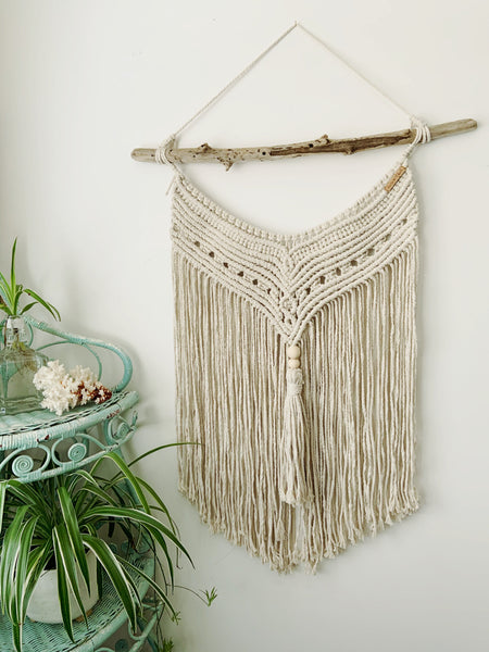 Sally Macrame Wallhanging