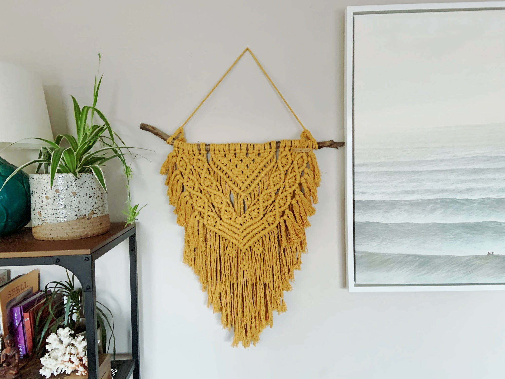 Billie Macrame Wallhanging