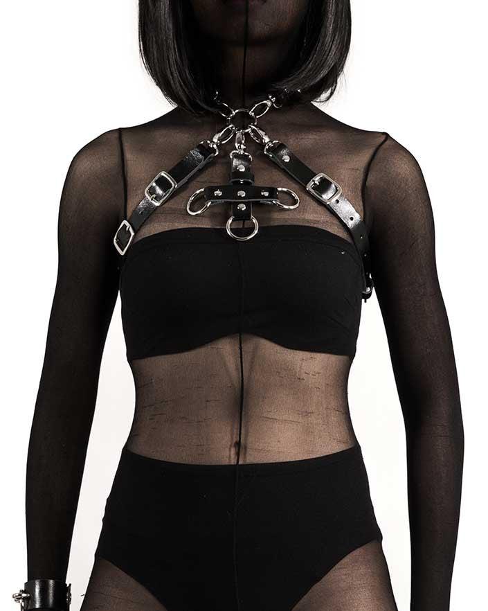 Shadow Magnet Body Harness
