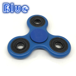 Blue Fluorescent Hand Spinner