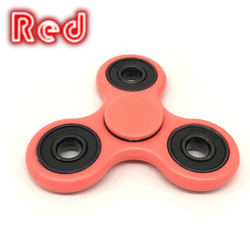 Red Fluorescent Hand Spinner