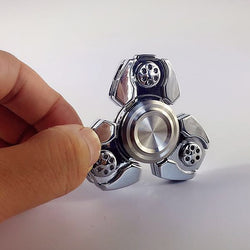 GoSpinner Special #005 - Russian Roulette Silver (Free FedEx Shipping 7 to 12 Days)