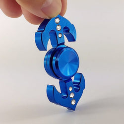 GoSpinner Special #028 - Anchor Blue (Free FedEx Shipping 7 to 12 Days)