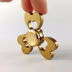 GoSpinner Special #031 - Flower Gold (Free FedEx Shipping 7 to 12 Days)