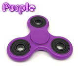 Purple Fluorescent Hand Spinner