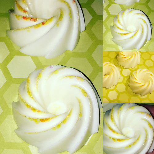 Vanilla Whip Cake Wax Melt
