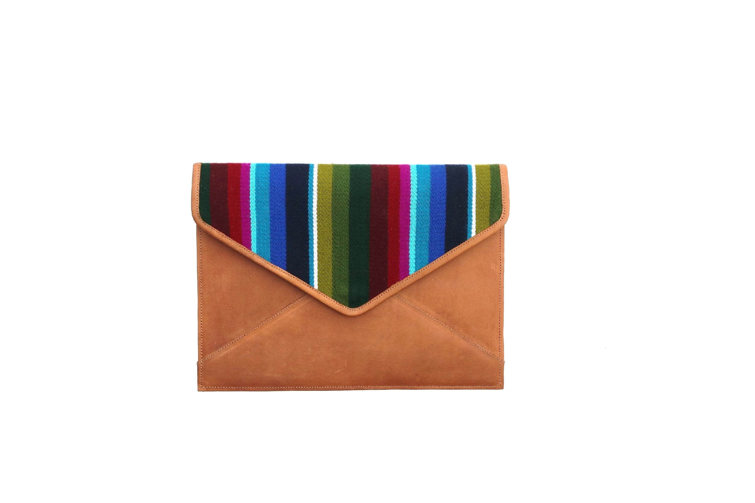 Mustang Envelope Clutch