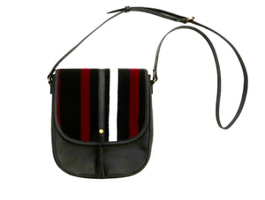 Kyirong Black Saddlebag