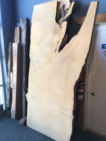HUON PINE SINGLE SLAB TABLE TOP PROJECT