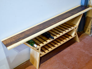 Huon & Blackwood TV Unit / Wine Rack / Occasional Side Table