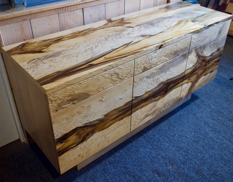 Rainbow Sassafras Buffet/Sideboard [sold]