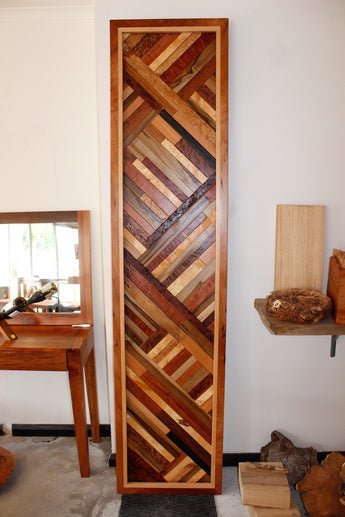 Tasmanian Decorative Wood Panel - Distinctive Furniture Tasmania