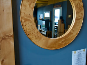 Birds Eye Huon Mirror (Veneer)