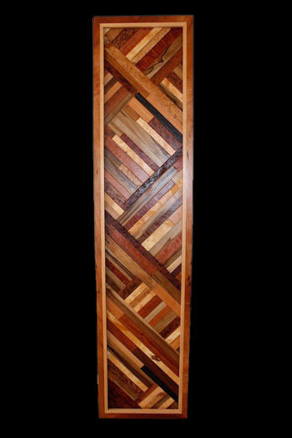 Tasmanian Decorative Wood Panel