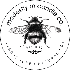 modestly m candle co.