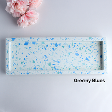 Load image into Gallery viewer, 'CORI' Rectangle Terrazzo Tray