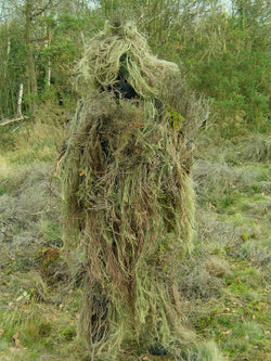Camouflage/Shrub Ghillie Suit - Doctor Doomsday Survival Co.
