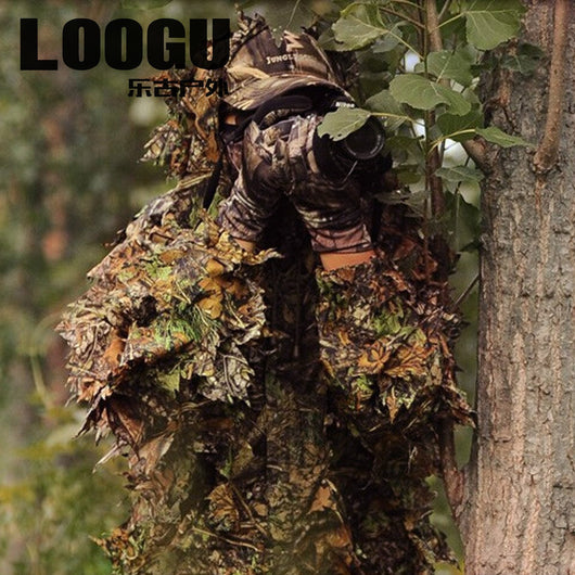 Camouflage/Forest-moss Ghillie Suit - Doctor Doomsday Survival Co.