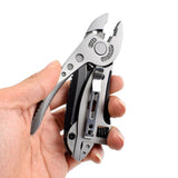 Outdoor Multitool (Pliers Pocket Knife Screwdriver Set Kit & Adjustable Wrench) - Doctor Doomsday Survival Co.