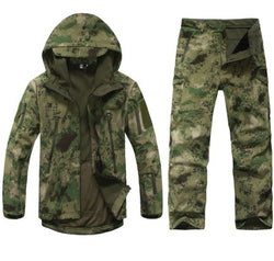 Men's TAD V 5.0 Tactical Polartec Suit - Doctor Doomsday Survival Co.