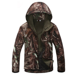 Men's Tactical Softshell Waterproof Outdoor Jacket - Doctor Doomsday Survival Co.