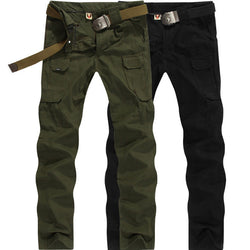 Men's outdoor Multi-pocket survival pants - Doctor Doomsday Survival Co.