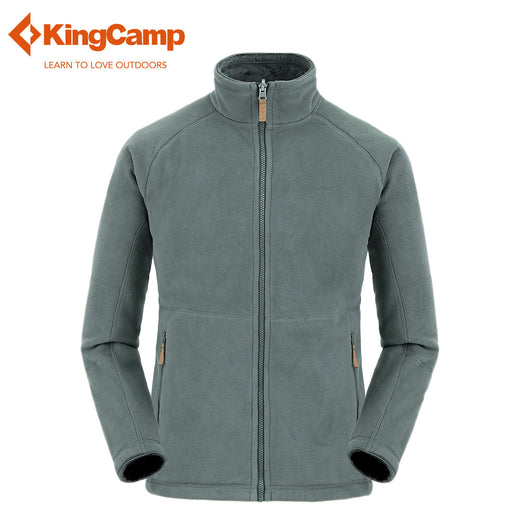 KingCamp Men's Outdoor Reversible Fleece Jacket - Doctor Doomsday Survival Co.