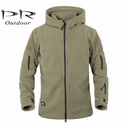 Outdoor Tactical SoftShell Men's Thermal Jacket