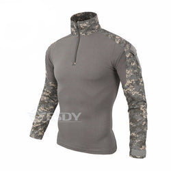 Frogman Camouflage Jacket (Gore-tex) - Doctor Doomsday Survival Co.