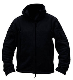 Men's Polartec Thermal Tactical Jacket - Doctor Doomsday Survival Co.