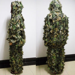 Camouflage/Leaf Ghillie Suit - Doctor Doomsday Survival Co.