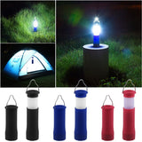 3 Colors 3W Tent  Lantern LED Flashlight - Doctor Doomsday Survival Co.