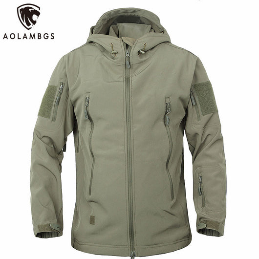 Camouflage Ultra-durable Waterproof Jacket V4.0 Jackets - Doctor Doomsday Survival Co.