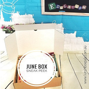 June Box Reveal