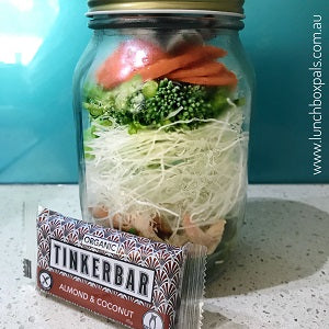 MISO CHICKEN NOODLE MASON JAR