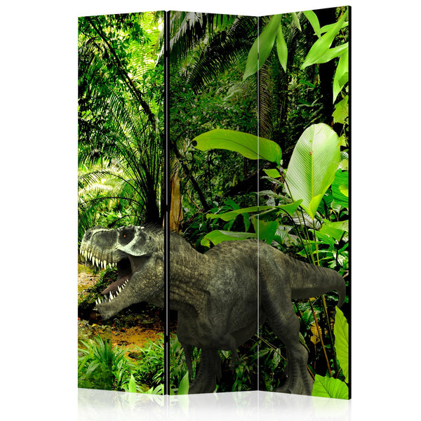 Separè per interni - Dinosaurs in the Jungle [Room Dividers]