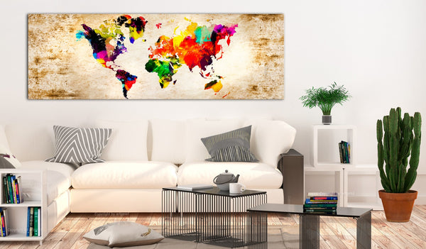 Quadro - World in Watercolours